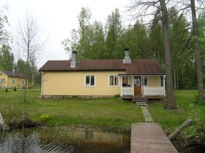 Photo for Vacation home Salatupa in Juva - 4 persons, 1 bedrooms