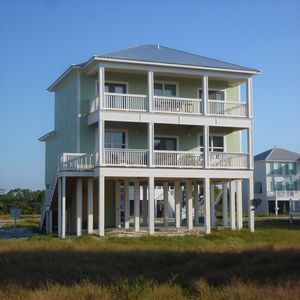 Photo for Beachview 4 BR + BUNKS, Steps to Pool and Beach!