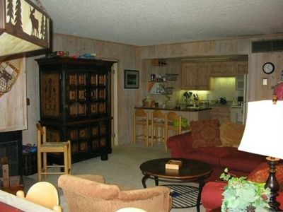 Photo for Large 3 BR/3 BA Condo Equipped with All the Comforts of Home!