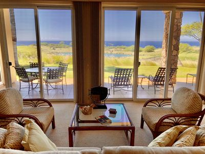 Photo for The Best Ocean & Sunset View at Kumulani/BBQ/Hotel Amenities Avail/**Golf Passes