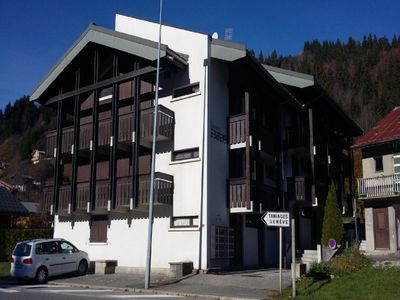 Photo for APARTMENT TO RENT LES GETS -  NICE TWO PIECES  - 4 PERS - COMFORTABLE - 50 M FROM THE SHOPS AND 150 M FROM THE SLOPES -