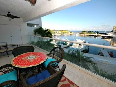 Photo for VRE 19-68    3 bedroom luxury marina villa ~ Mariner`s Club Key Largo