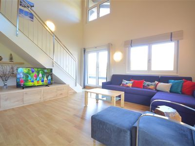 Photo for Apartment Kitzblick 5 - fantastic Apartment,perfect location for skiing in winter and golf in summer