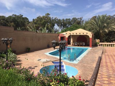 Photo for Luxuriours 3 bedrooms Villa with Private Swimming Pool Ref: MBA32030