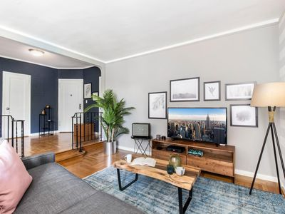 Photo for Charming Central West Village 1BR w/ Doorman + Gym by Blueground