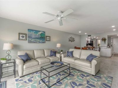 Photo for Beach View Updated 2br on Madeira Beach Across from John's Pass Village & Boardwalk - Free Wifi