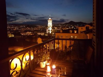 Photo for The Secret House: hidden in old Nice, with a great view over the city