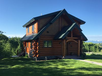 Photo for Beautiful, upscale & secluded Guest Cabin for the discerning traveler.
