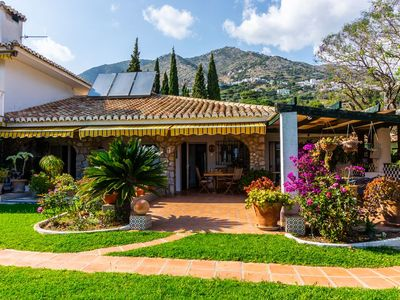 Photo for Holiday house Mijas for 1 - 8 persons with 4 bedrooms - Farmhouse