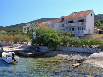 Photo for Two bedroom apartment near beach Kneža (Korčula)