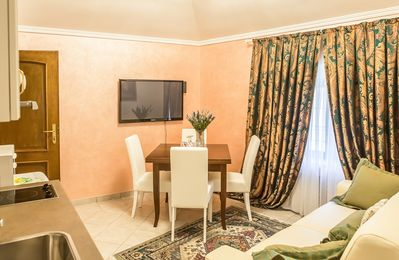 Photo for Double Bed Apartment in Exquisite Bed & Breakfast Villa Hasi in center of town !