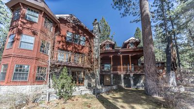 Photo for 10,000 Sq. Ft. Luxury Tahoe Mansion 8 Bedroom