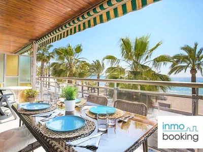 Photo for InmoBooking Morsa, first line beach