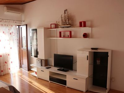 Photo for Holiday apartment Baška Voda for 5 persons with 1 bedroom - Holiday apartment