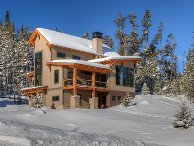 Photo for SAVE $595! NEW TO VRBO! Big Sky's Newest and Nicest! Homestead Chalet 6