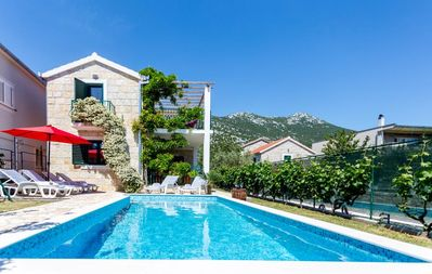 Photo for ctom192 - LAST MINUTE -15 % (27.04.2019 - 08.06.2019), DISCOUNT INCLUDED IN PRICE, Holiday home with poolup to 8 people