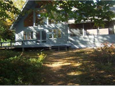 Squam Lake: Waterfront Home with Large Screened Porch