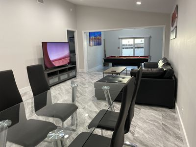 Photo for Amazing modern style house by the hard rock casino
