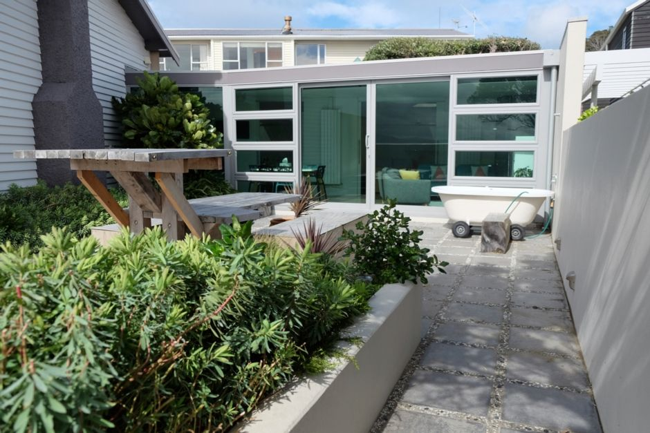 Relaxing seaside haven in Seatoun