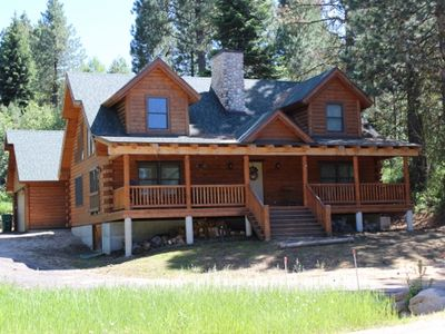 Photo for WHISPERING PINES - Quiet Cabin Near Lake and Golf Course