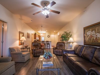 Photo for Sunrise Chateau - Updated 3 Bedroom Condo with Porch at Stonebridge Resort