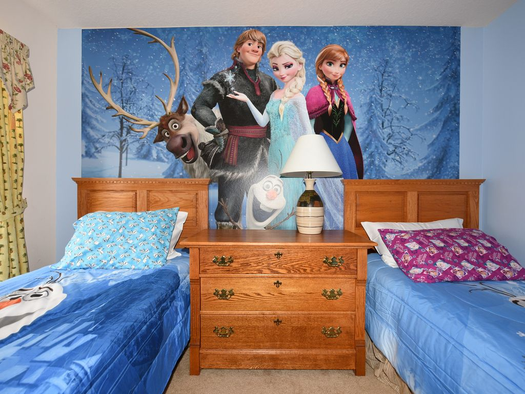Magic Breeze Villa  Star War  Frozen Theme Rm  Near Disney