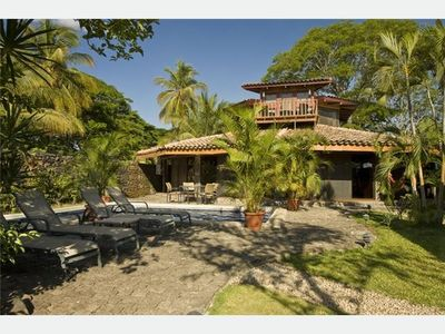 Photo for Exotic 5 bedroom beachfront Villa