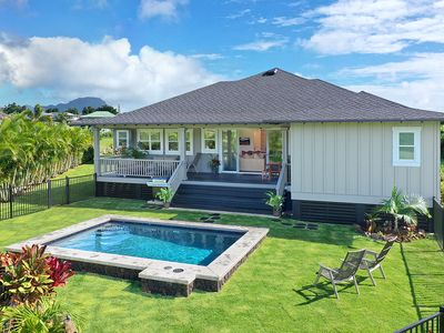 Photo for Hale Lo'i House - Luxury + comfort + convenience - Situated in sunny Poipu!