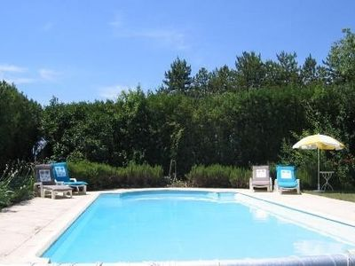 Photo for GITE with private shower room, fully equipped kitchen,