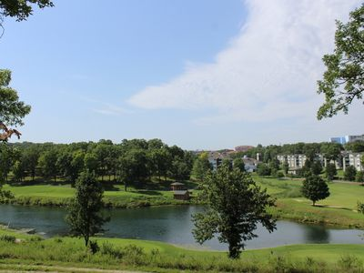 Photo for Branson Condo   Thousand Hills   Pool   76 Strip   Golf Views   Branson Shows (101708)