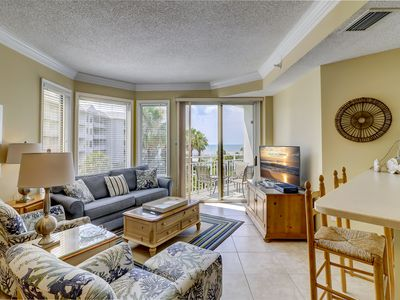Photo for 1303 SeaCrest - 3rd Floor - Gorgeous Ocean Views & Walk to Shopping & Dining
