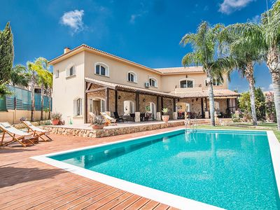 Photo for Villa Olivia,Luxury 5BDR Protaras Villa with Private Pool,Close to Fig Tree Bay