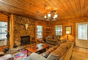 Photo for 2BR Cabin Vacation Rental in Marble Falls, Arkansas
