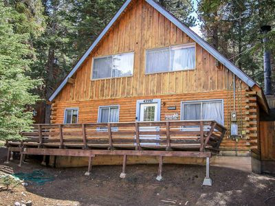 Photo for House in Big Bear Lake with Parking, Balcony (983687)