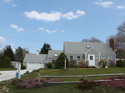 Close to Coast Guard Beach, expanded Cape with huge private deck; 750-E