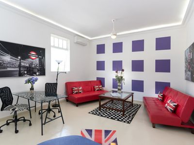 Photo for Apartment with 2 Bedrooms, Pool & Jacuzzi in Hotel