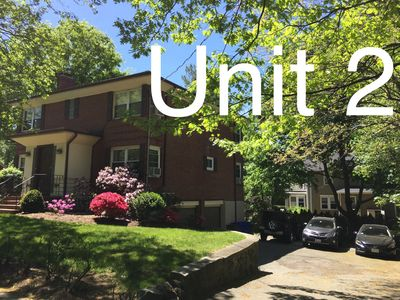 Photo for 2BR Apartment Vacation Rental in Brookline, Massachusetts