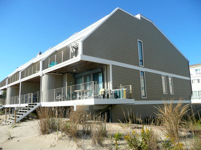 Photo for Ocean Spirit - Direct Oceanfront Townhouse - Year Round, 5 Bed Rooms