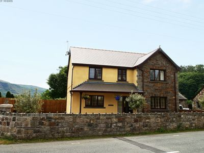Photo for Stylish luxury cottage on the edge of the Brecon Beacons National Park, beautifully decorated, and w