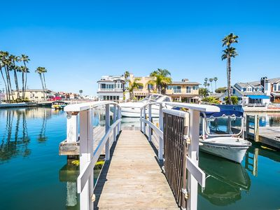 Photo for Bayfront Single Family Home 2 blocks from the sand!