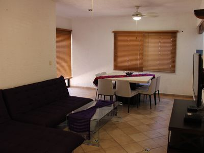 Photo for 3 Bedroom, Family-Friendly Apartment In Downtown Playa Del Carmen