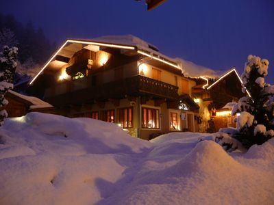 Photo for AUTHENTIC CHALET FOR 13 PEOPLE
