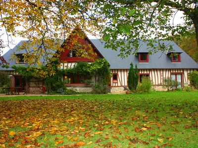 Photo for 4BR House Vacation Rental in Touffreville-La-Corbeline, Normandie