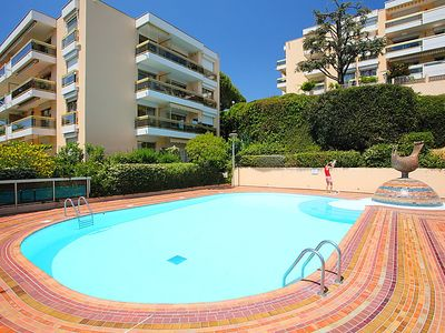 Photo for Apartment domaine du Clairfontaine  in Nice, Cote d'Azur - 4 persons, 1 bedroom