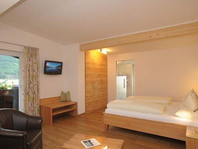 Photo for Panorama room 34 m² 3/4 gourmet board - Regitnig - 4 * Hotel & Chalets