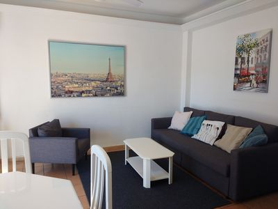 Photo for Great flat close to the beach