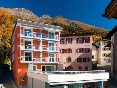 Photo for Holiday apartment Pontresina for 4 - 6 persons with 2 bedrooms - Holiday house