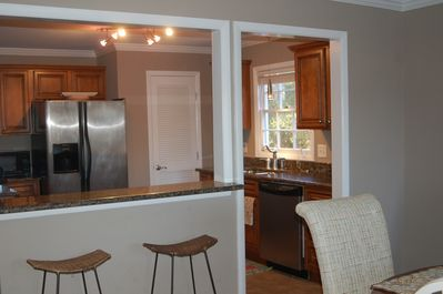Updated kitchen with every kitchen tool you could possibly want or need!