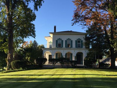 Mansion & Private Estate, adjoining private TUMBLE BROOK COUNTRY CLUB