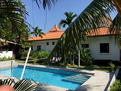 Photo for Fantastic 4BDR villa with private swimming pool on the Banyan Resort Hua Hin